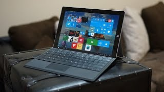 A Week With AT&T's Microsoft Surface 3 | Pocketnow