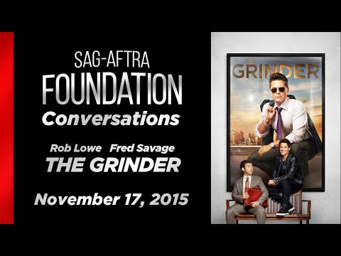 Conversations with Rob Lowe and Fred Savage of THE GRINDER