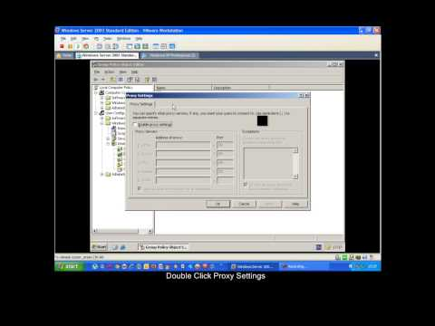 Setting Up A Proxy In Windows Server 2003.mp4