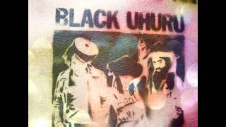 "Black Uhuru ""Sun Is Shining Version"" 7"""