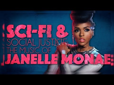 The Defiant Sci-Fi of Janelle Monae