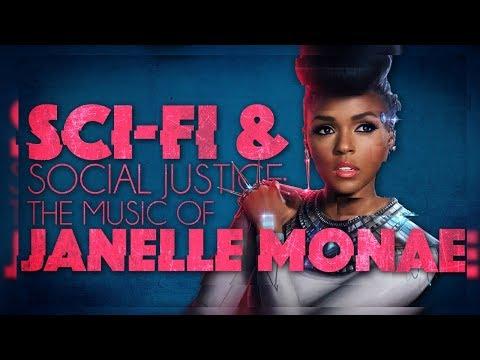 The Defiant Sci-Fi of Janelle Monae