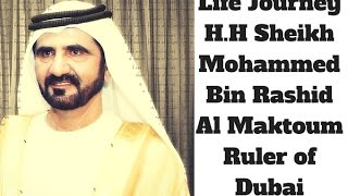 A Man Behind Dubai Success, Ruler of Dubai Sheikh Mohammed Bin Rashid Al Makhtoum
