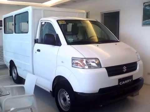 Suzuki Apv Panel Van Review