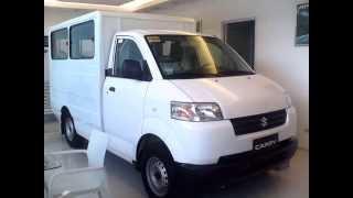 Suzuki APV FB Review