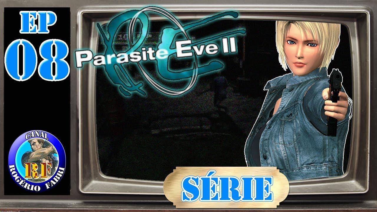 parasite eve 2 multidisco