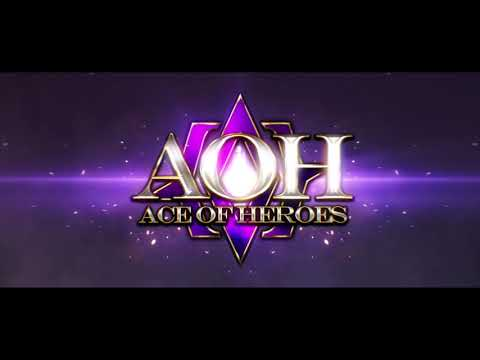 2020 Epic RPG Game: Ace of Heroes