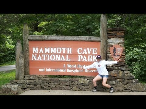 Mammoth Cave National Park | Kentucky | National Parks Adventure 2017