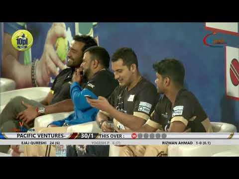 PACIFIC VENTURE VS GJAN KNIGHTS INDIA     10PL  2018  