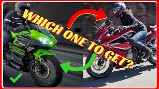 NINJA 400 Vs CBR500R - My Thoughts - Which one should you buy?