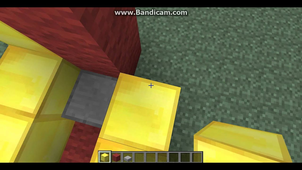 minecraft how to make a thone