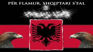 Për flamur, shqiptari s