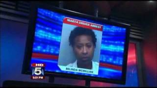 MARTA Bus Driver Arrested AFTER DRAGGING AN ELDERLY WOMAN!!!