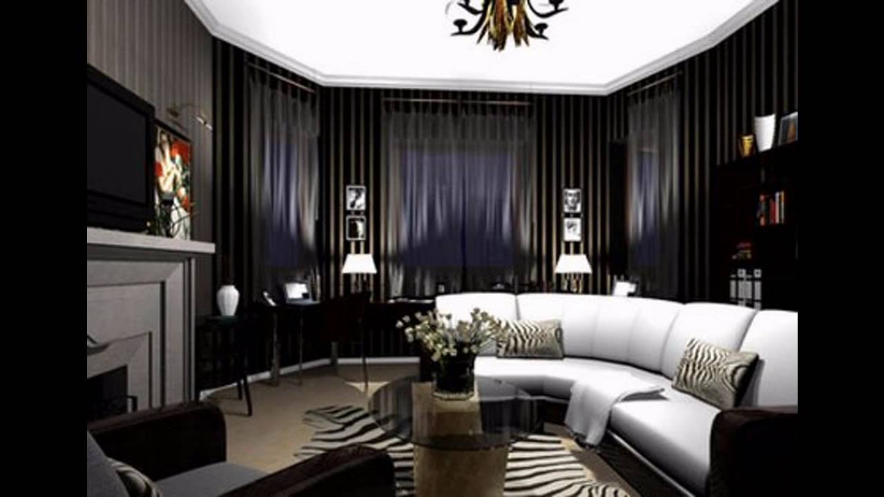 Gothic home decor youtube for Home interior