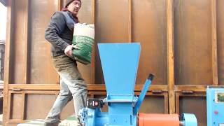 видео Где заказать оборудование для фасовки цемента в мешки