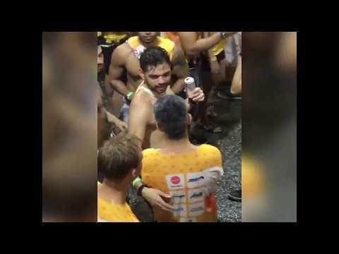 Beijos Gay no Carnaval de 2018
