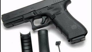 Glock G17 gen4 WE  - limpieza y mantenimiento basico  de la pistola de airsoft