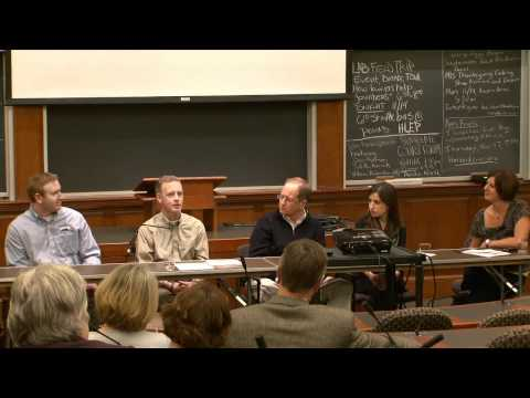 Panel on Responsible and Sustainable Food Production