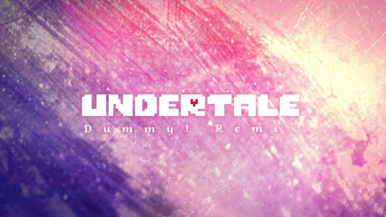 Download Undertale - Dummy! - Remix