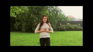 Beauty With A Purpose - Helena Heuser - Miss Danmark 2016 Finalist