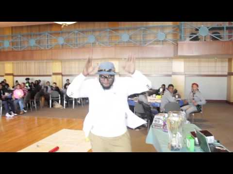 WOLFGANGJOC *Performs at the Youth Conference