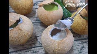 Rau câu dừa, công thức chuẩn ngon để kinh doanh không giấu nghề || Natha Food