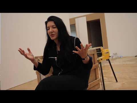 Marina Abramović - Interview