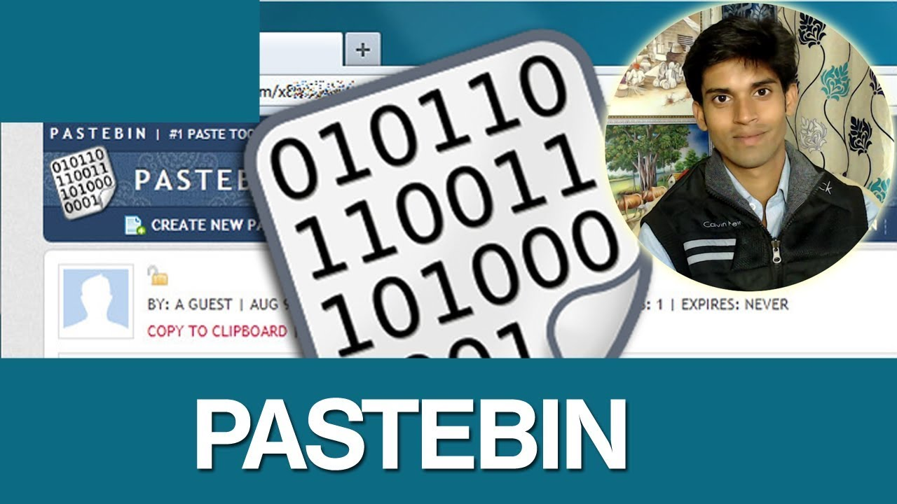 What is PasteBin? Why it is becoming so much popular since 2002