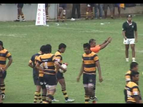 Schools Rugby League 2011_Isipathana College Vs Royal College_Part 02