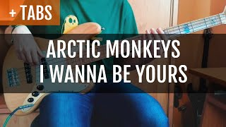 Baixar Arctic Monkeys - I Wanna Be Yours (Bass Cover with TABS!)