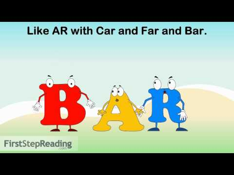 Grammar Phonics Lesson - Controlled R Sounds