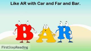 beginning readers grammar phonics lesson controlled r sounds