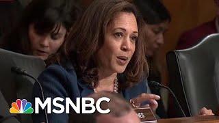 Senator Kamala Harris On Kirstjen Nielsen's Resignation | All In | MSNBC