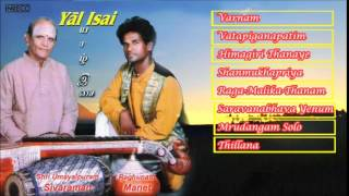 CARNATIC INSTRUMENTAL | VEENA | YAL ISAI | RAGHUNATH MANET | JUKEBOX