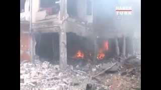 Reyhanlı'da Patlama anı. Ölü sayısı 51'e çıktı.