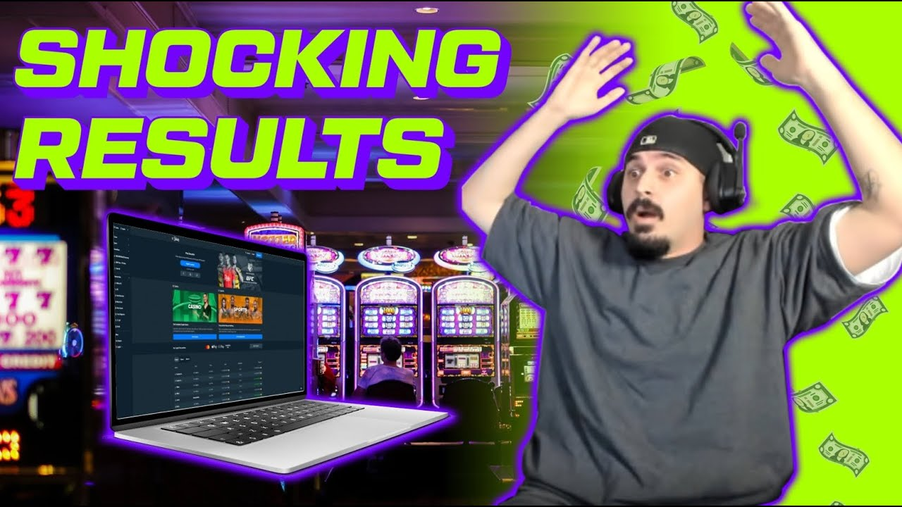 I Tried Online Gambling for a Day (SHOCKING RESULTS)