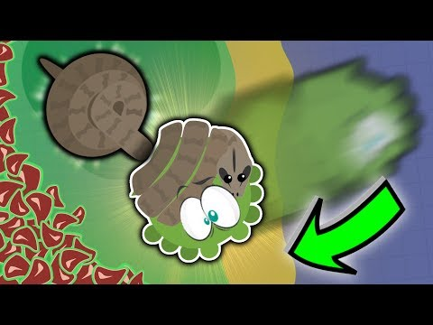BOA CONSTRICTOR DRAGS KRAKEN OUT OF OCEAN  BOAS KILLING DRAGONS IN MOPE.IO Mope.io trolling