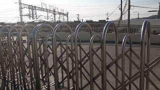 수도권전철 1호선 광운대발 서동탄행 철도박물관통과