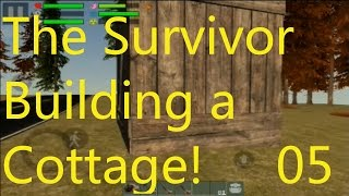 The Survivor Episode 5 Got a Cottage!