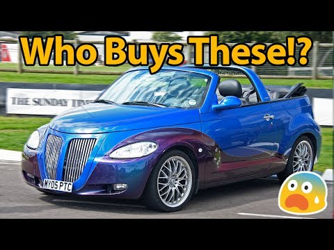 6 Cars People Love To Hate!!