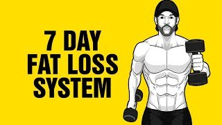 Lose Fat Fast - FREE 7 Day Step By Step Program - Beginner Weight Loss