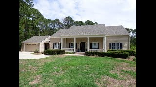 Bargain Home For Sale in Palmetto Hall on Hilton Head Island With Four Bedrooms and Large Lot