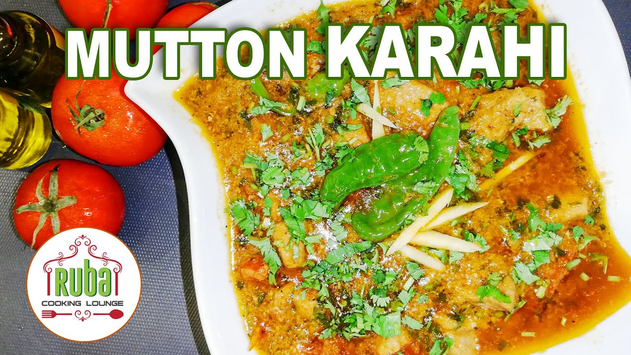 Mutton Karahi | Mutton Karahi with Gravy