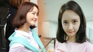 YOONA Best Pretty Girl Anytime For Short Hair So Beautiful Forever