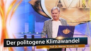 14. AZK: Der politogene Klimawandel - Prof. Dr. Werner Kirstein