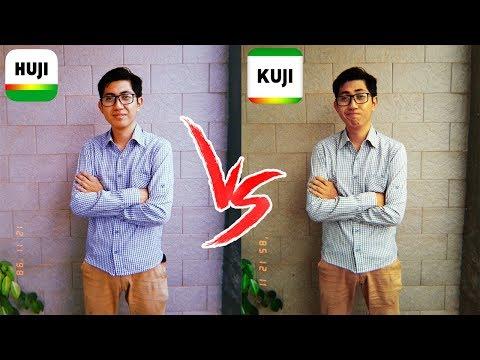 Aplikasi Foto Huji