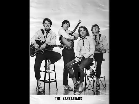 """Moulty""- The Barbarians w/ ""The Hawks"" a.k.a ""The Band"""
