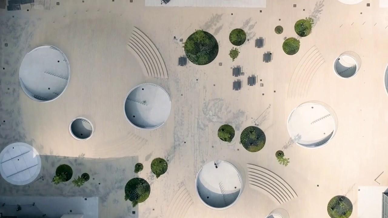 Download Karen Blixens Plads by COBE opens in Copenhagen