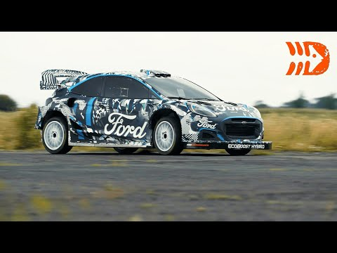 BREEN MOVES TO M-SPORT to Drive Ford Puma for WRC 2022