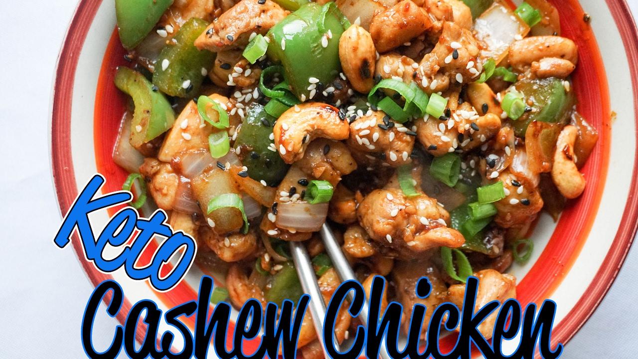 Easy cashew chicken recipe video keto asian takeout low carb easy cashew chicken recipe video keto asian takeout low carb chicken recipes forumfinder Gallery